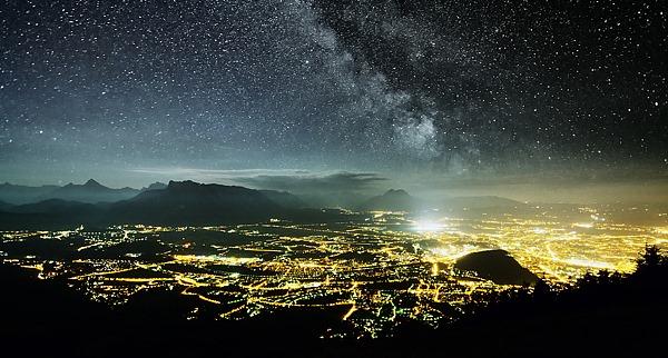 """""""Наша галактика"""", Лукас Фурлан (Lukas Furlan)"""