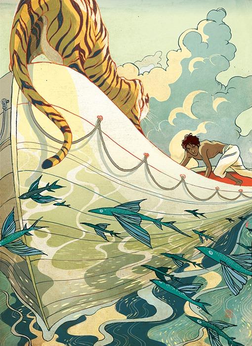 Искусство журнала New Yorker, Викто Нгаи (Victo Ngai)