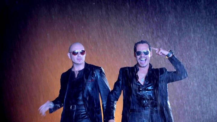 Видеоклип Pitbull   Rain Over Me ft. Marc Anthony