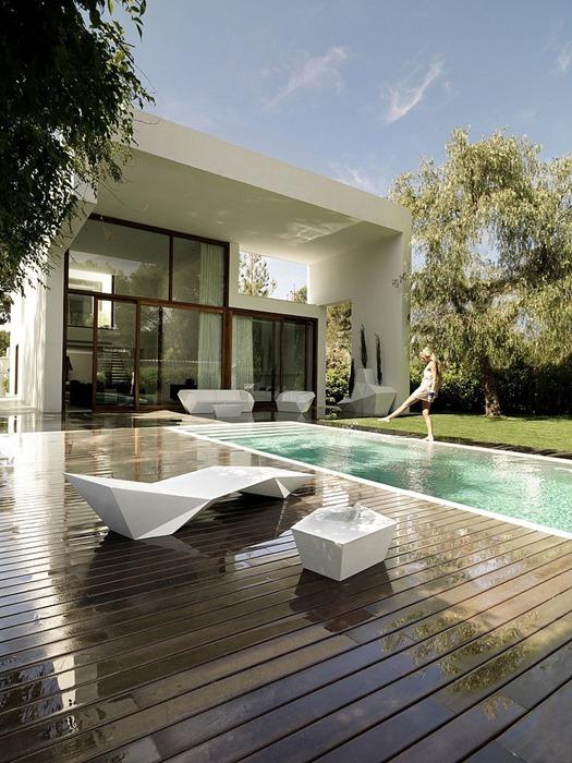 Дом, спроектированный студией «Ramon Esteve»