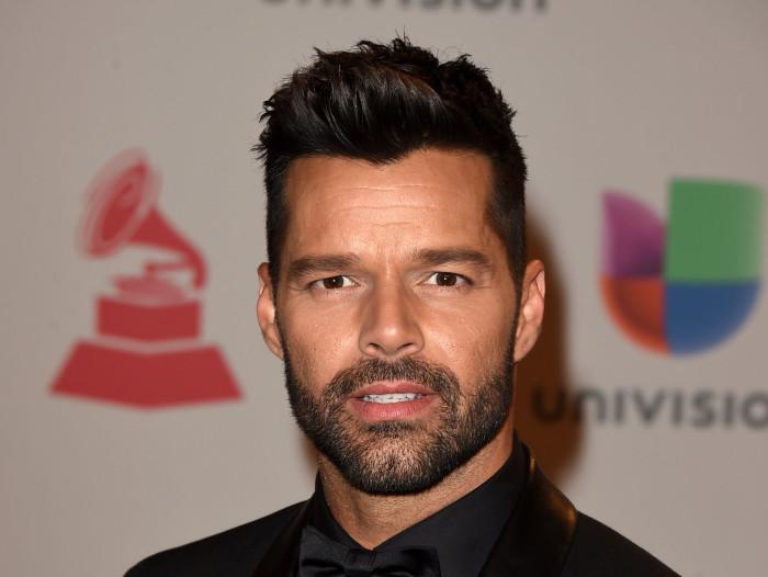 Ricky Martin в Москве!