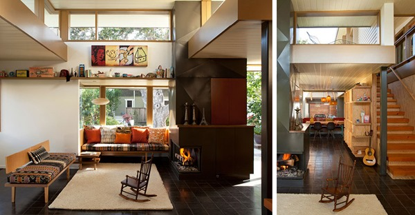 Уютная резиденция, созданная студией Rios Clementi Hale