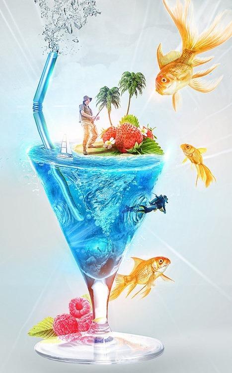 Оригинальное цифровое искусство, Saif Kratos