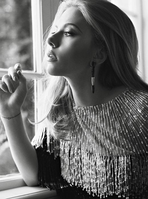 Скарлетт Йоханссон (Scarlett Johansson) для Vanity Fair France (июль 2013)