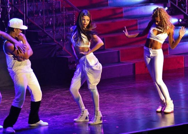 Селена Гомез (Selena Gomez) в Дубаи