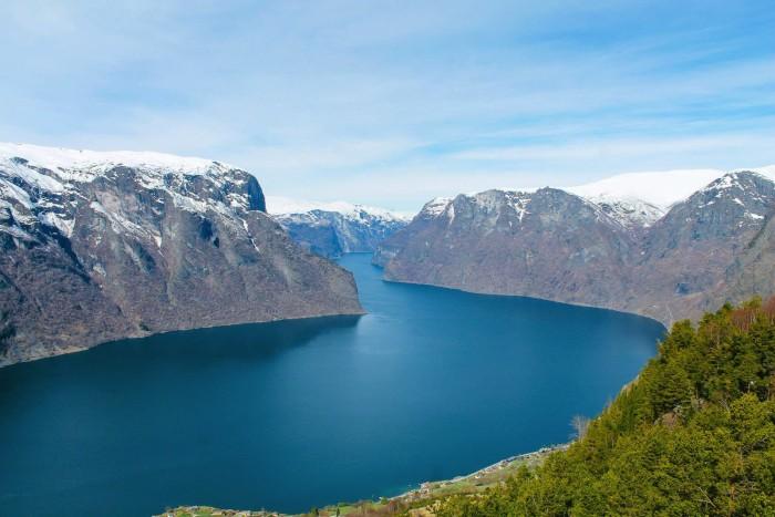 Описание и фото 8 норвежских фьордов
