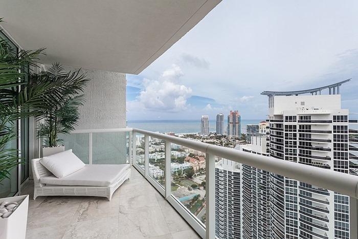 Эклектика отдыха в Майами, дизайн студии StyleHaus