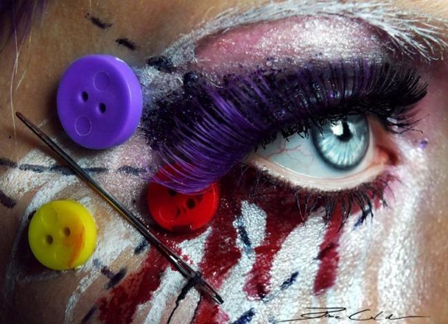 Красивый макияж глаз, Svenja Schmitt