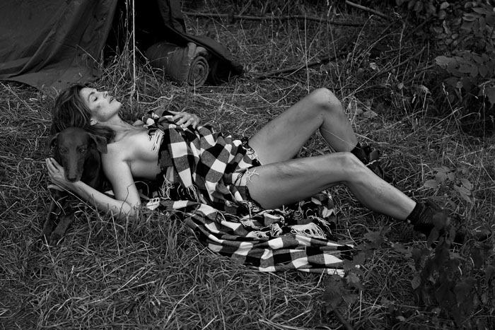 Синди Кроуфорд для журнала V (зима 2013)
