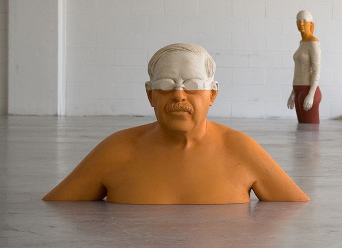 Потрясающие деревянные скульптуры, Willy Verginer