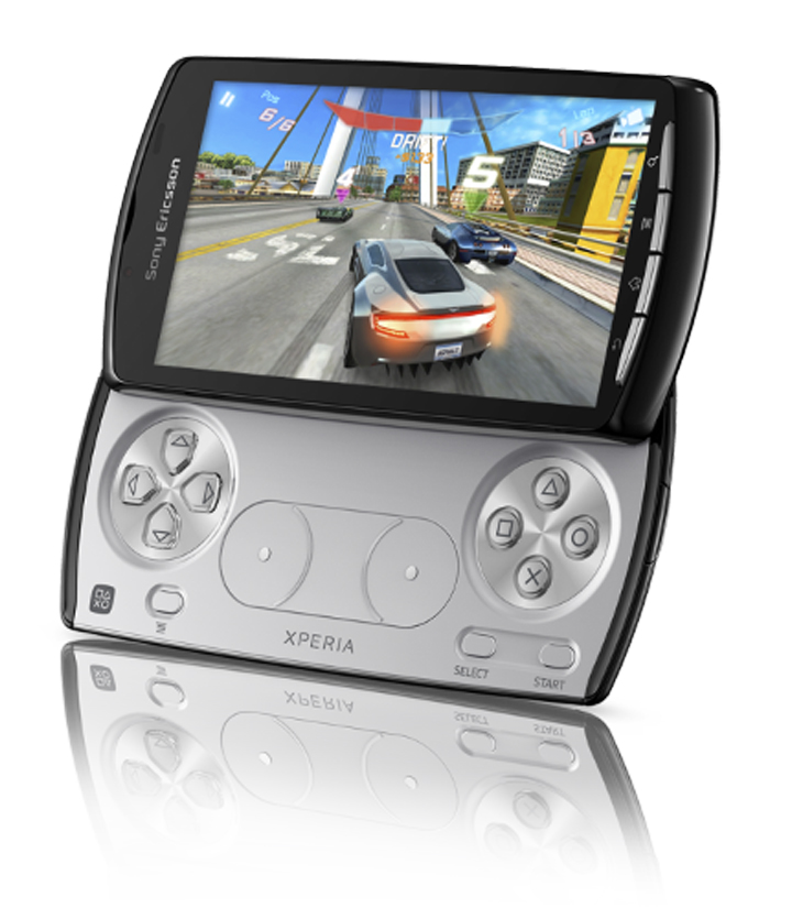 Sony Ericsson Xperia Play   долгожданный игровой смартфон