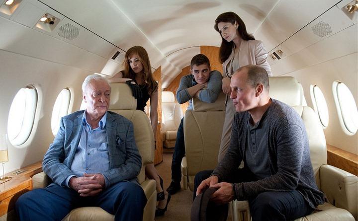 """Джесси Айзенберг, Морган Фриман и Марк Руффало в фантастическом триллере """"Сейчас меня видно"""""""