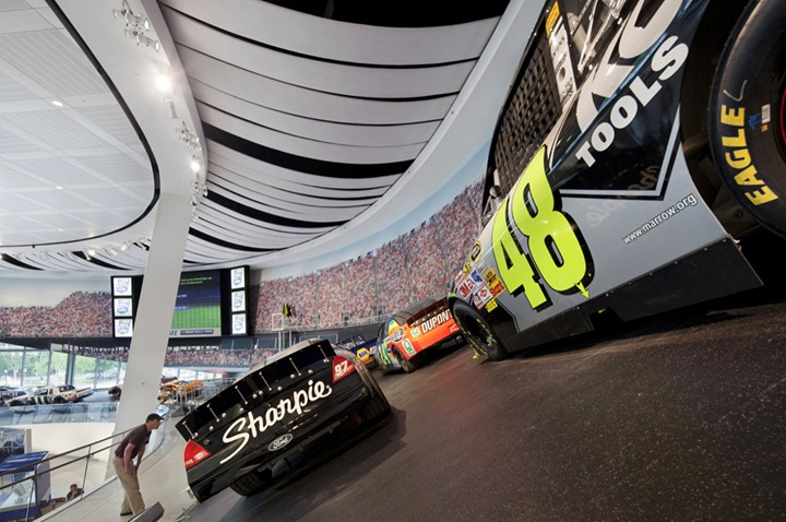 Зал Славы NASCAR