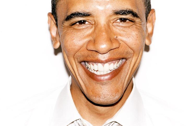 Барак Обама в фотосессии Терри Ричардсона