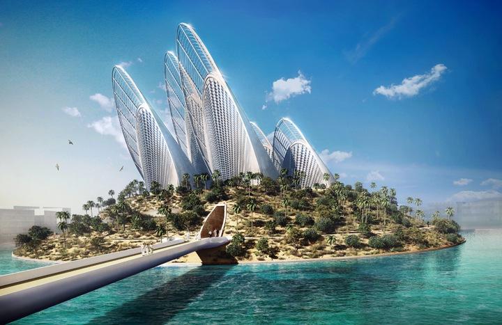 Проект Национального музея Зайед в Абу Даби