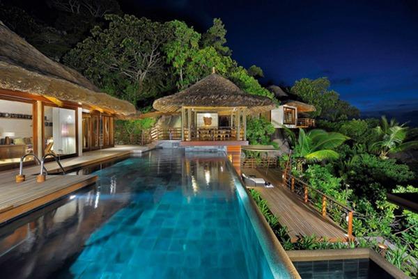 Рай на Сейшельских островах