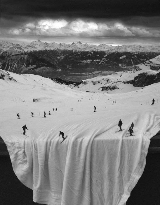 Креативные фото манипуляции, искусство со всего мира