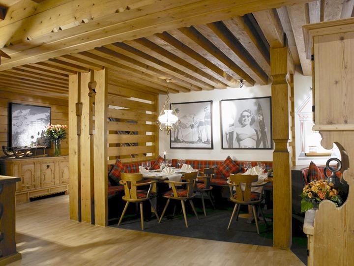 Великолепный отдых в Tschuggen Grand Hotel в Альпах