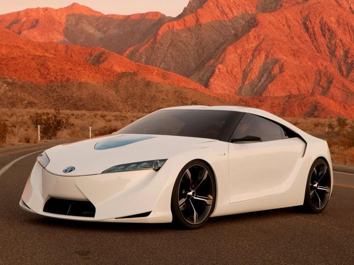 Toyota возрождает модель Supra