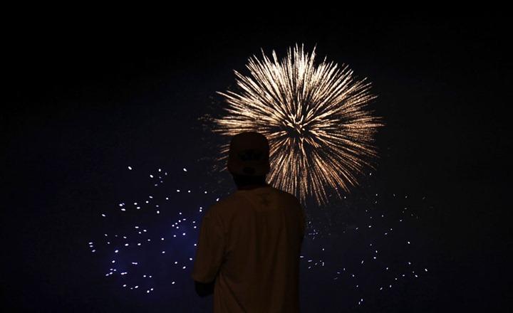 Как мир отпраздновал Новый 2013 год