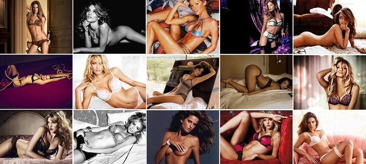 Самые сексуальные модели мира