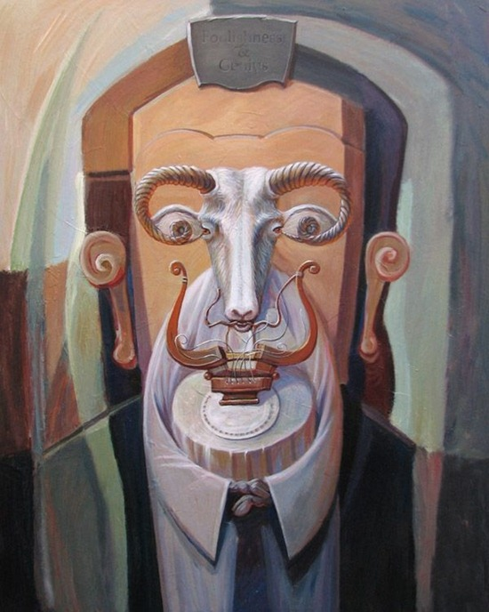 Оптические иллюзии или обман зрения Oleg Shuplyak