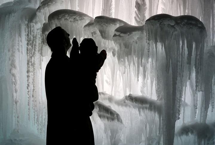 Зимние сцены. Часть 2