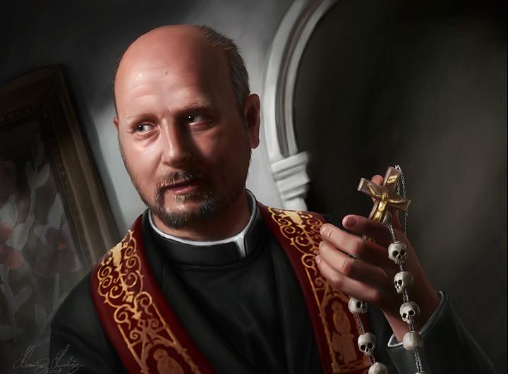 Художник Henning Ludvigsen