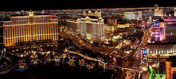 Лас Вегас – крупнейший мировой центр развлечений