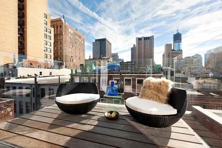 Пентхаус в Нью Йорке за $4,550,000