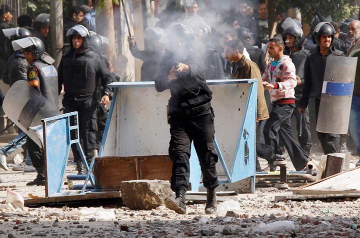 Каир охвачен новыми беспорядками