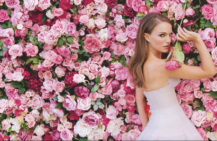 Натали Портман для Miss Dior