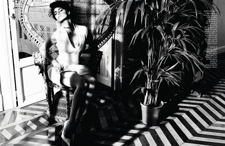 Пенелопа Крус в объективе Тома Мунро для Vogue Spain