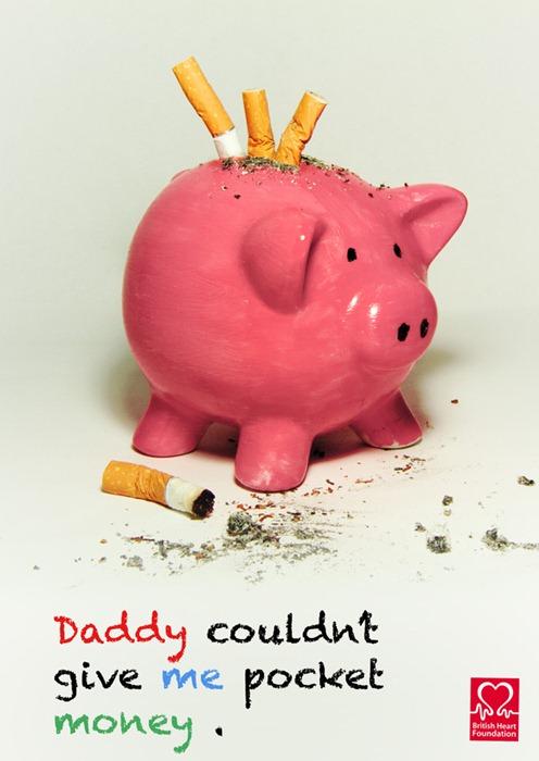 Блестящая реклама анти курения для вашего вдохновения – лучшие плакаты
