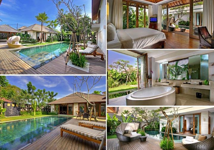 Роскошные виллы Akasha на Бали