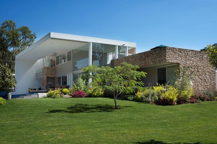 Интересные дома Мексики