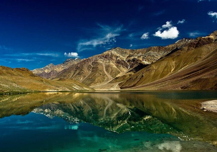 Красочные пейзажи от National Geographic