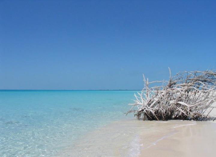 Пляжный отдых на Кубе