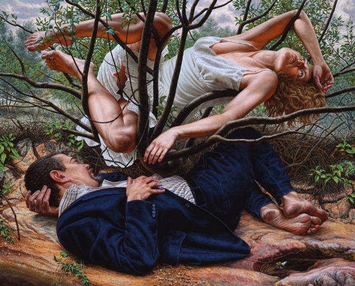 Картины F. Scott Hess