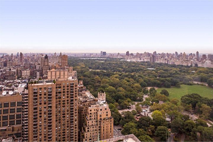 Пентхаус на Манхэттене за $26,5 миллионов