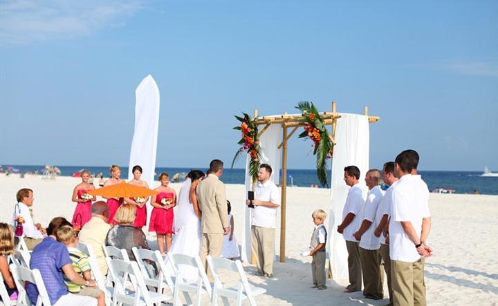 Свадебный день и вечная любовь