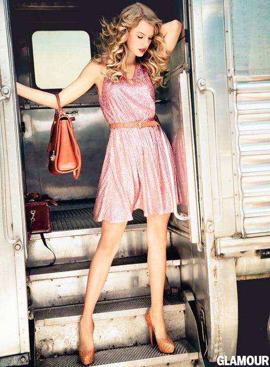 Тэйлор Свифт в Glamour