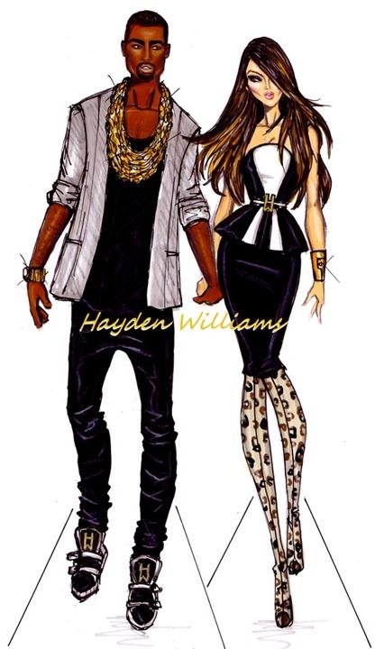 Голливудские пары от Hayden Williams
