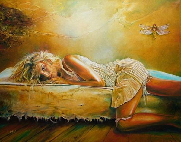 Великолепные картины by Wlodzimierz Kuklinski