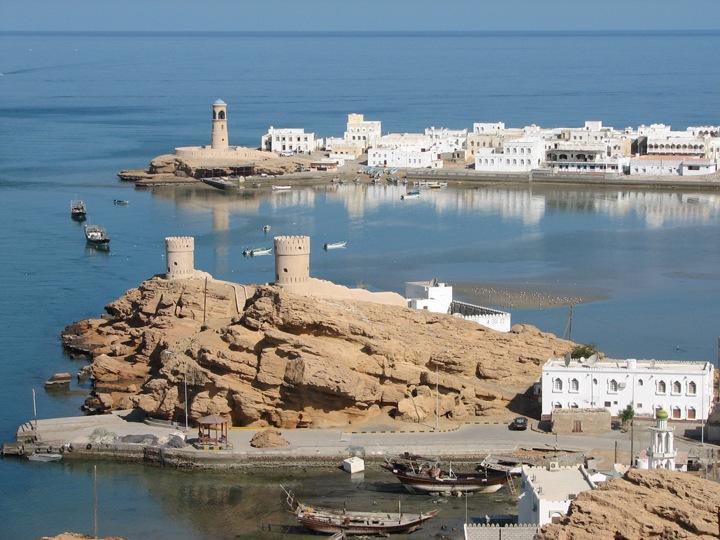 Оман – страна ярких красок
