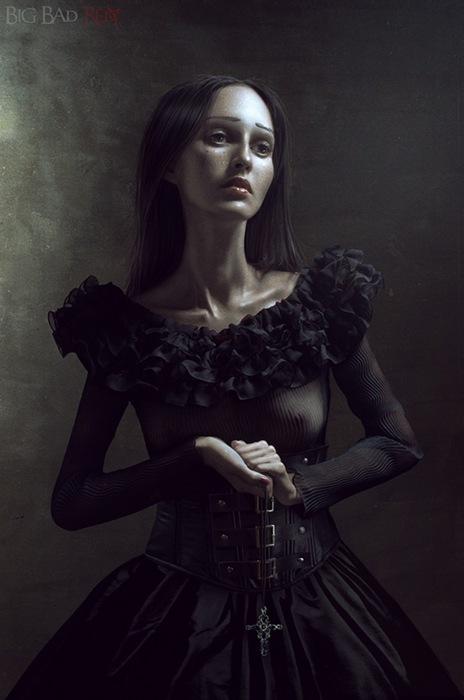 Фото манипуляции Ирины Истратовой