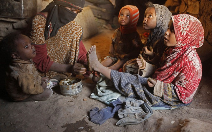 Жизнь йеменских слуг