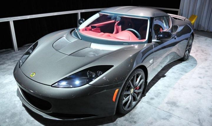 Новый Lotus Evora S