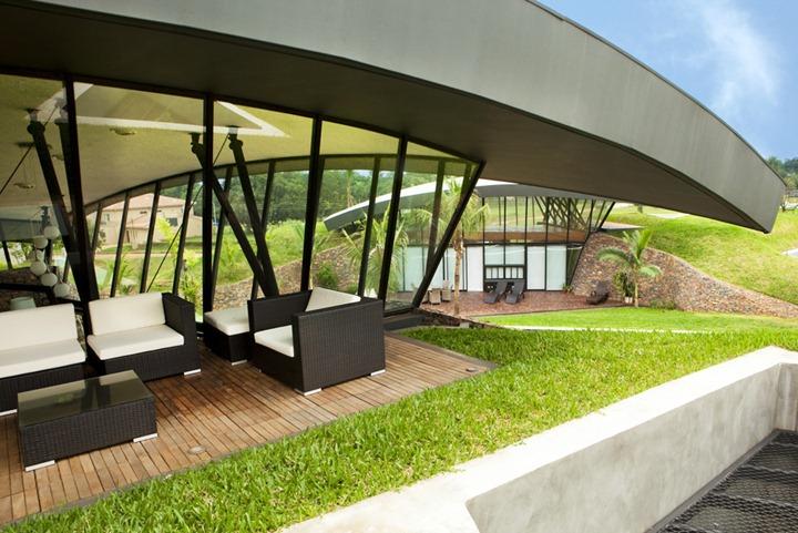 Дома в Парагвае от архитекторов Bauen