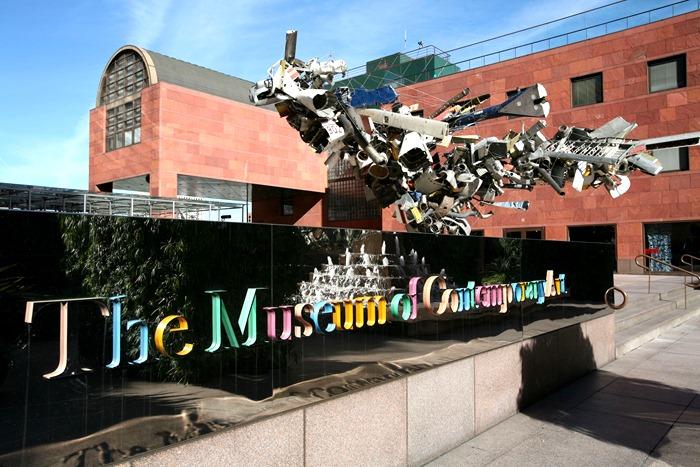 Музей современного искусства, Лос Анджелес
